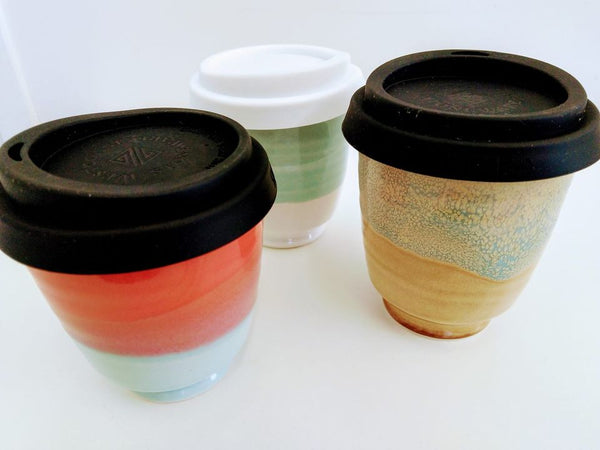 Pottery cup - 8oz