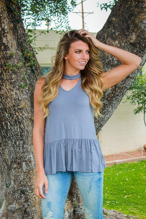 The Emma - Sleeveless Top