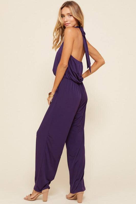 Out on the Town Jumpsuit