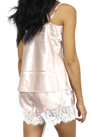 ThreadLust Silk Sleepwear Set