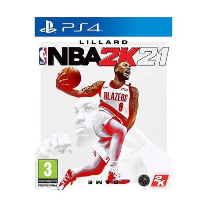 2K Games PS4 DVD Game NBA 2K21 - PS4