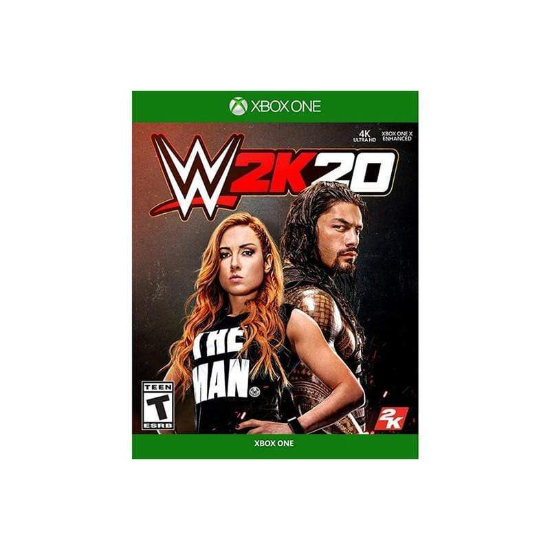 WWE 2K20 - Arabic Standard Edition - XBOX ONE