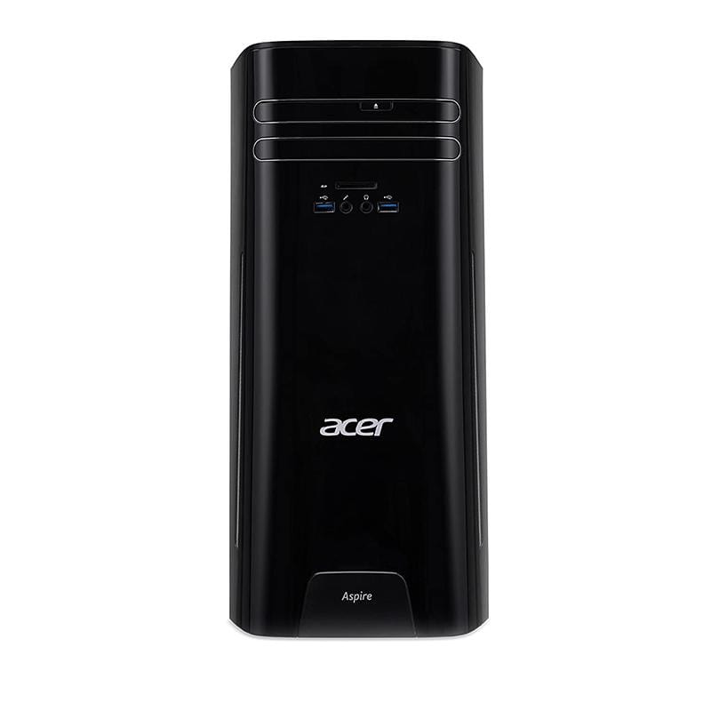 Acer Branded Desktops PC Acer, Core i3 7100, 4GB DDR4, 1TB HDD, DVDRW, Card Reader USB Keyboard & Mouse