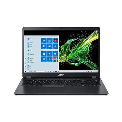 "Acer Laptops Black / Brand New / 3 Years Acer Aspire 3 NX.HZREM.00E Laptop, 15.6"" FHD, Intel Core I5 1035G1, 8GB Ram, 1TB HDD Support NVME, Graphics: Nvidia MX330 2GB Dedicated, EN/AR Keyboard"