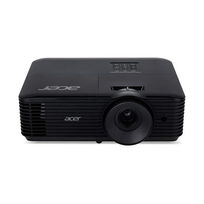 Acer Projectors Dynamic Black / Brand New / 1 Year Acer X118H DLP 3D, SVGA, 3600 lm, 20000/1, HDMI, Audio, 2.5kg, EURO/UK Power EMEA Projector