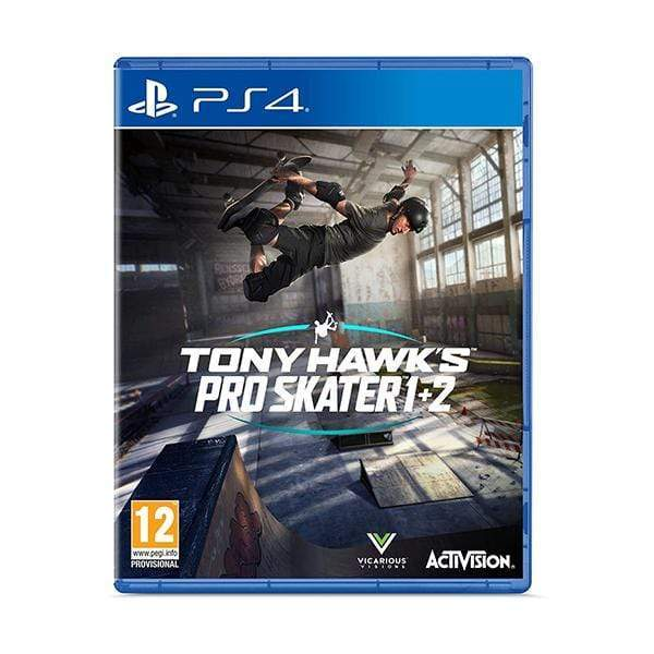 Activision PS4 DVD Game Tony Hawk's Pro Skater 1 + 2, Collector's Edition - PS4