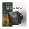 Amazon Security & Surveillance Systems Black / Brand New / 1 Year All-new Blink Outdoor – wireless, weather-resistant HD security camera with two-year battery life and motion detection – 1 camera kit