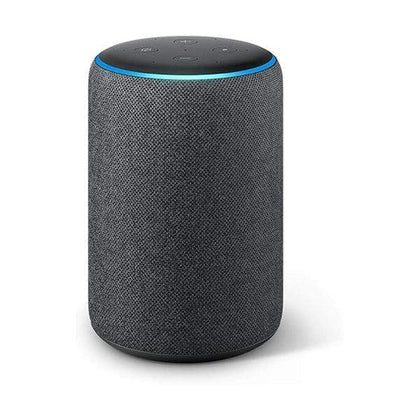 Amazon Echo Plus (2nd Generation) 2018 Premium sound with built-in smart home hub