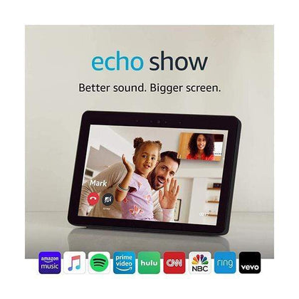 Echo Show (2nd Generation) – stay connected and in touch with Alexa, US Version