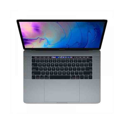 Apple MacBook Pro MR932-Touch Bar & Touch ID Laptop 8th Gen,Intel Core i7,2.2Ghz,15.4