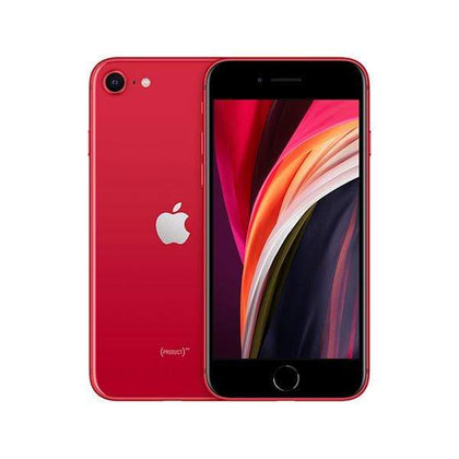 Apple Mobile Phone Red / 64GB Apple, iPhone SE (2020), 4.7″ Retina IPS LCD, A13 Bionic, 3GB Ram, Single 12MP Rear Cam, Single 7MP Selphie Cam