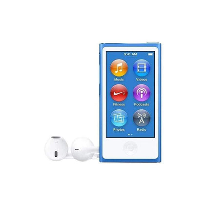 Apple 16GB iPod nano 7th Generation - MKN22LL-A