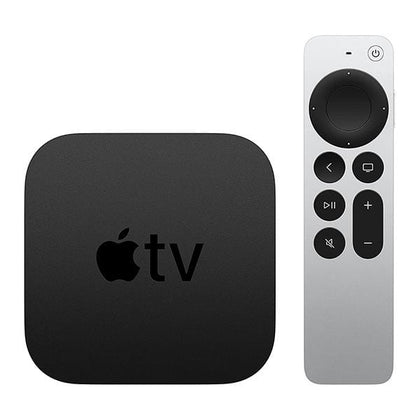 Apple Streaming Media Players Black / Brand New / 1 Year 2021 Apple TV 4K (32GB)