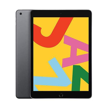 Apple Tablets Apple iPad, 128GB, 10.2-inch, WiFi, 7th Generation, 2019
