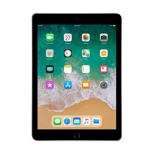 Apple iPad 6th Generation 2018 9.7 Inch - 128GB - WiFi