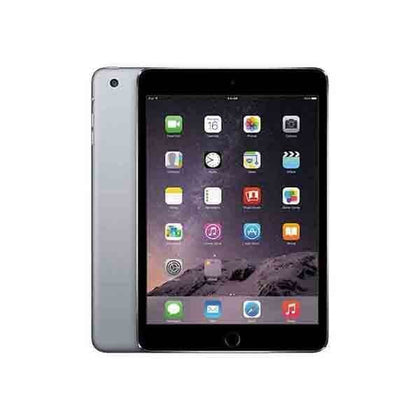 Apple iPad Mini 4 with Facetime Tablet - 7.9 Inch - 128GB - WiFi - Space Gray
