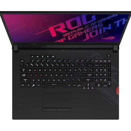 Asus Laptops Black / Brand New / 1 Year Asus ROG STRIX SCAR 17 (G732LWS-XS98) Gaming Laptop, 17.3
