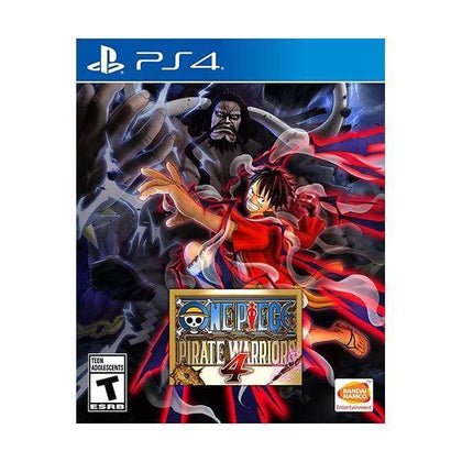 One Piece: Pirate Warrior 4 - PS4