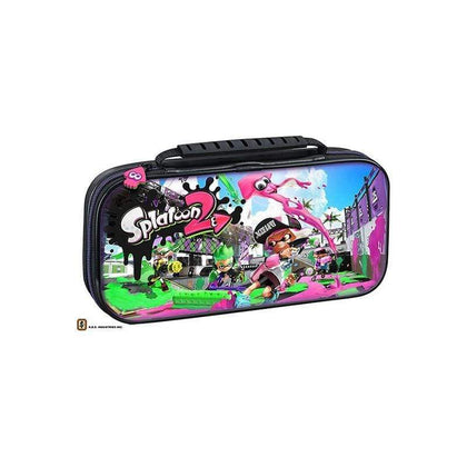 "Deluxe Travel Case Official RDS™* ""Splatoon 2"" NNS51"