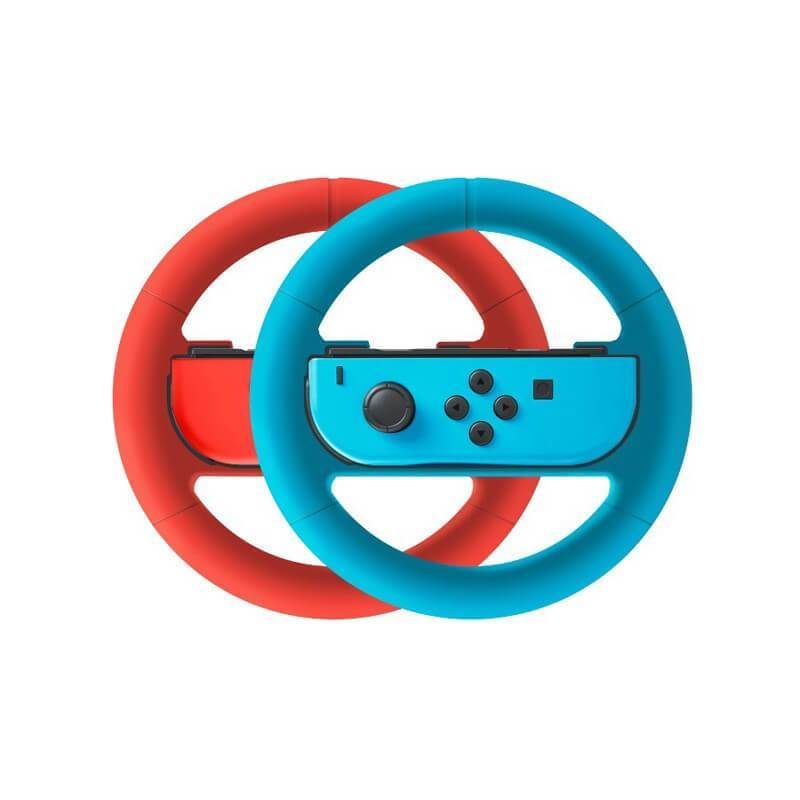 Pack of Two Wheels for Joy-Con SWITCHDUALWHEEL Bigben