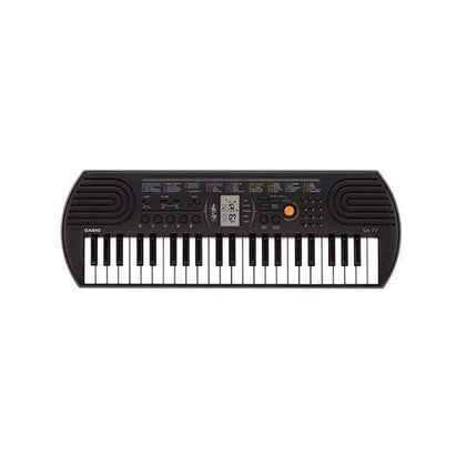 Casio SA-77 Mini Keyboard-44 Keys