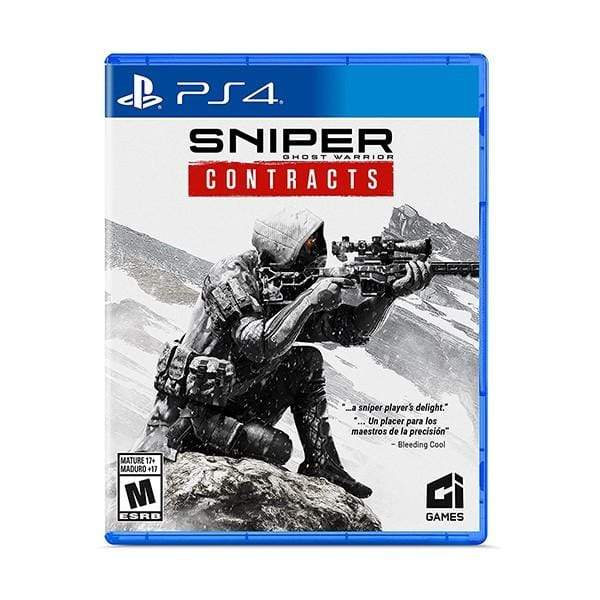 Sniper: Ghost Warrior - Contracts - PS4