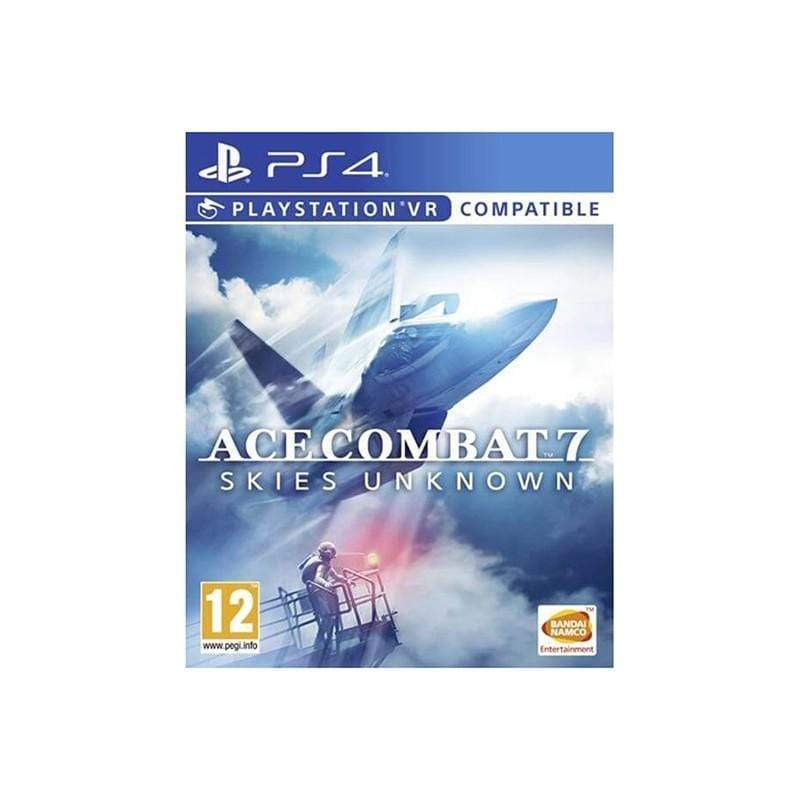 Ace Combat 7: Skies Unknown VR - PS4