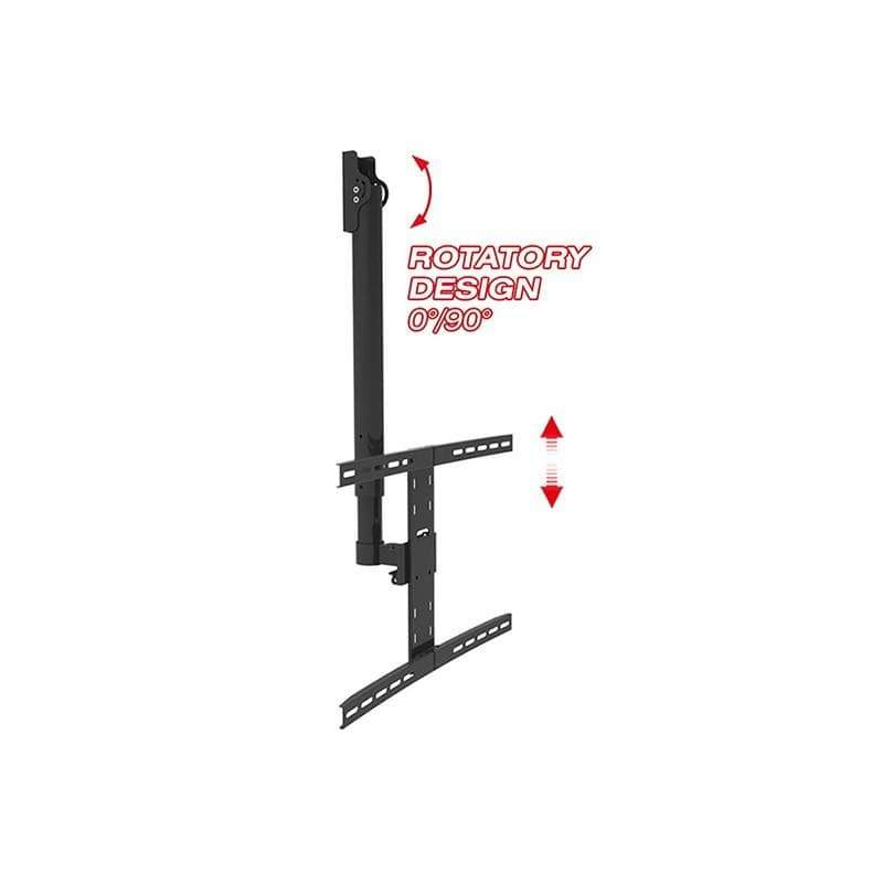 Conqueror Ceiling Stand for LED - LCD - Plasma TV 32''-55'' - H89B