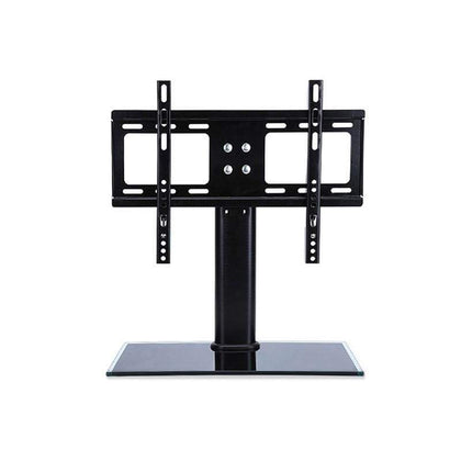 Conqueror Table Stand with Articulation for LED-LCD-Plasma TV 26''-32'' +Shelf for DVD player-AV-cable box-TV Accessories-H145