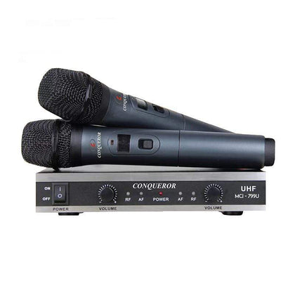 Conqueror Microphone Handheld Wireless - M320