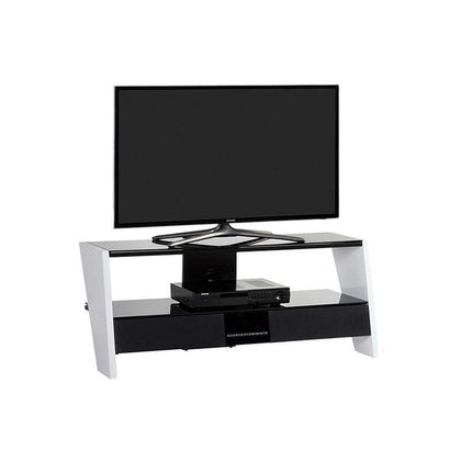 Conqueror Table Stand for LED - LCD - Plasma TV up to 52'' with Soundbar 1000W, Bluetooth and USB - HT16W