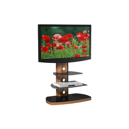 Conqueror Table Stand with Brackets for LED - LCD - Plasma TV with Brackets - HT24