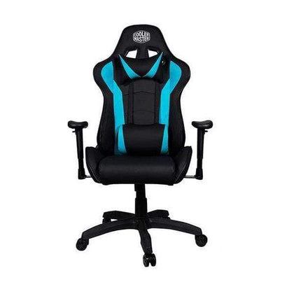 Cooler Master Gaming Chairs Cooler Master Caliber R1, PC Gaming Racing Chair Ergonomic High Back Office Chair, Seat Height and Armrest Adjustment, Recliner, Cushions with Headrest and Lumbar Support