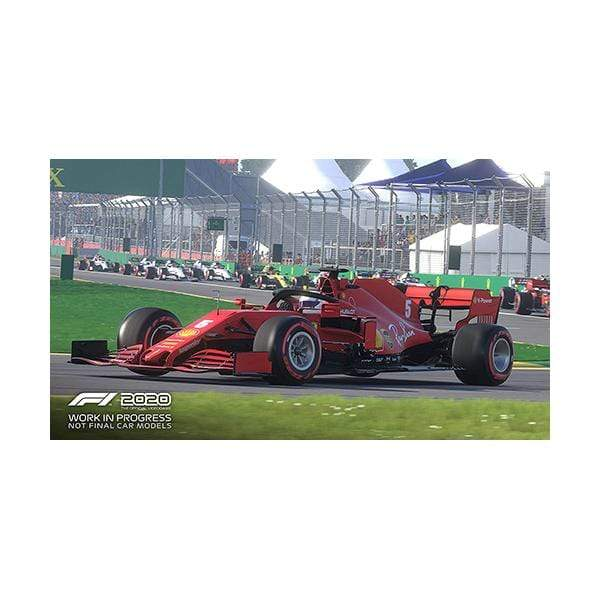 F1 2020 Standard Edition - PS4