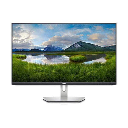 Dell Monitors Grey / Brand New / 1 Year Dell 27 Inch 75Hz Monitor S2721HN LED-Backlit LCD IPS Full HD HDMI AMD FreeSync Comfort View 4ms Response Time