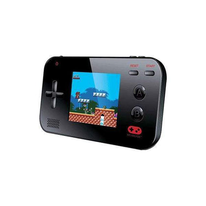 DreamGear Retro Gaming Console Black DreamGear DGUN-2573 My Arcade Gamer V Portable Gaming System, 220 Games