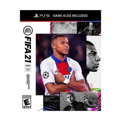 Electronic Arts PS4 DVD Game Brand New FIFA 21, Arabic English Version, Champions Edition - PS4