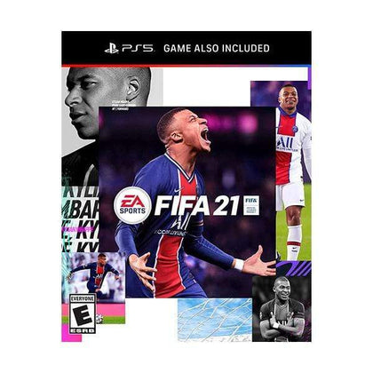 Electronic Arts PS4 DVD Game FIFA 21 - English - Standard Edition - PS4