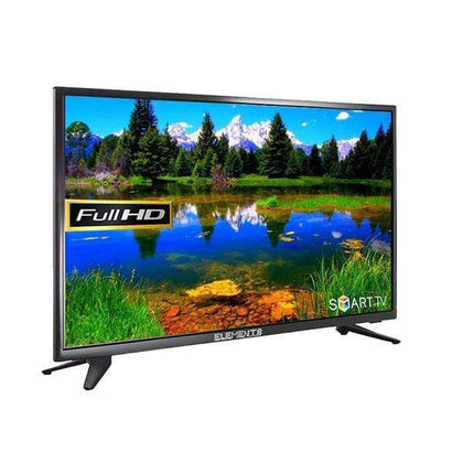 Elements Television Elements ELT32S810B, 32 Inch SMART & ESHARE / WIRELESS + ETHERNET LED Full HD TV