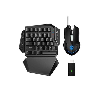 GameSir VX Aimswitch Keyboard & Mouse Adapter for PS4|Xbox One|Nintendo Switch|PS3|PC Wireless Converter Game Console