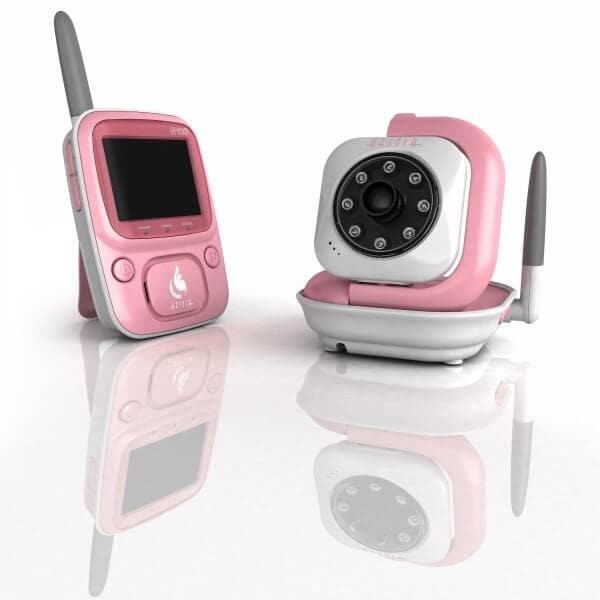 Hestia Audio Video Baby Monitor - H100MF