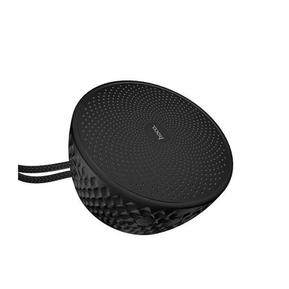 "Bluetooth Speaker ""BS21 Atom"" wireless loudspeaker - Dustproof & Waterproof - BLACK COLOR"
