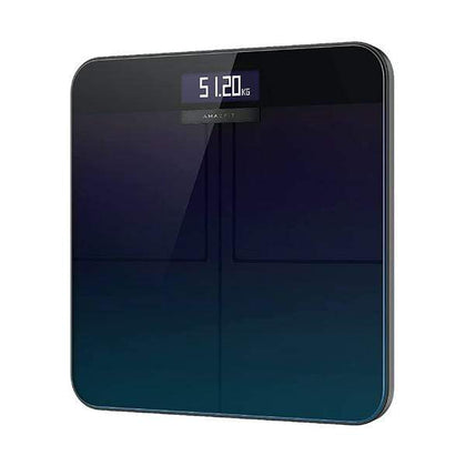 Honor Smart Scales White / Brand New / 1 Year Amazfit Smart Scale Wi-Fi Bluetooth, Digital Body Fat BMI Scale, Tracks 16 Key Body Health Metrics, Full Body Composition Analysis, Heart Rate Monitor