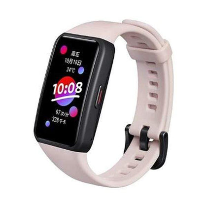 Honor Smartwatch, Smart Band & Activity Trackers Coral Pink / Brand New Honor Band 6 Smart Wristband 1st Full Screen 1.47