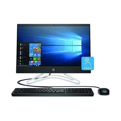 HP All-in-One Computers HP All-in-One 22-C0006NE All-in-One Desktop PC - 21.5