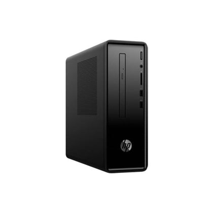 HP Branded Desktops HP 290-P0000NE, Core I3-8100, 4GB DDR4, 1TB HDD, DVDRW, Card Reader, USB Keyboard & Mouse