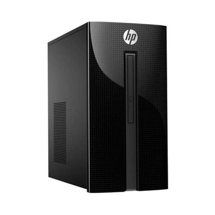 HP PAV 460-P205N, Core I3-7100, 8GB DDR4, 1TB HDD, DVDRW, Card Reader, USB Keyboard & Mouse