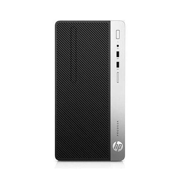 HP PRODESK 400G5-4FZ42AV, Core I7-8700, 4GB DDR4, 1TB HDD,DVDRW, Card Reader USB Keyboard & Mouse
