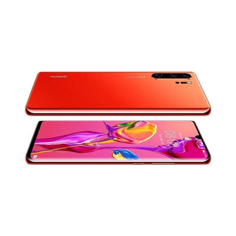 Huawei, P30 Pro, 6.47″ OLED display, Octa core, 8GB Ram, 512GB Memory, 40MP 50X Zoom Rear Cam, 32MP Selphie Cam