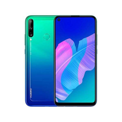 Huawei Mobile Phone Aurora Blue Huawei Y7p, 4GB/64GB, 6.39″ IPS LCD Display, Octa-core, Triple 48MP + 8MP + 2MP Rear Cam, 8MP Selphie Cam